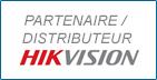 Partenaire distributeur HIKVISION