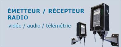 Emetteur recepteur radio