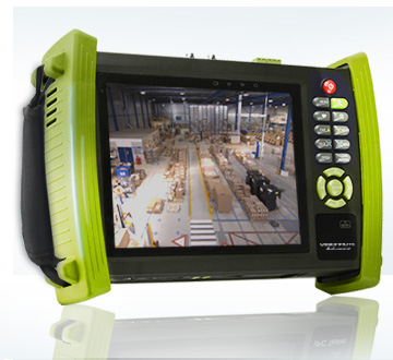 image Testeur vidéo, IP, HD-SDI, WIFI