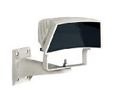 Produit associé : Projecteur IR LED GEKO IRN, portée de 80m sur 60°
