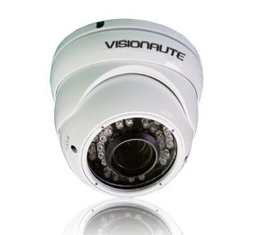 image Mini-dôme analogique intérieur 1/3 SONY CCD -  700TVL