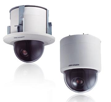 image Speed dôme analogique intérieur, zoom x23, 540/600TVL