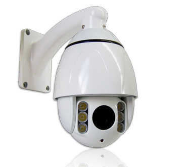 image Speed dôme extérieur LED , zoom X12, 560TVL
