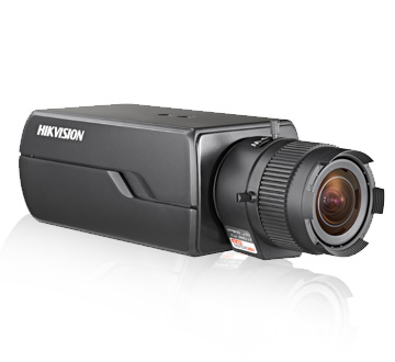 image Dark fighter Ultra basse luminosité - Caméra box intérieure IP 2MP 1080p