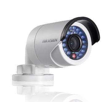 image Mini caméra tube extérieure IP 3MP 1080p/25ims, 1/3 CMOS