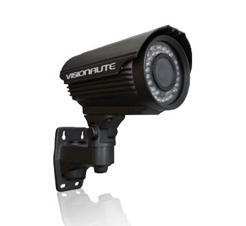 image Caméra tube extérieure IP 2MP 1080p/25ims, 1/3 CMOS