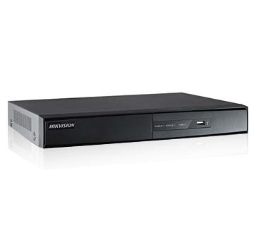 image Enregistreur analogique 8 voies 720p/25ims ou 1080p/12ims et 2 voies IP 1080p
