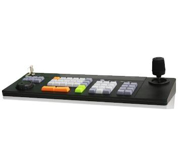 image Pupitre avec joystick