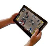 Produit associé : Application de surveillance vidéo pour tablette androïd et smartphone.