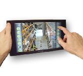 Produit associé : Application de surveillance vidéo pour tablette windows.