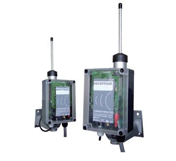 image Émetteur-récepteur audio/vidéo-télémétrie (DATA) 2.4 ou 5,8GHz
