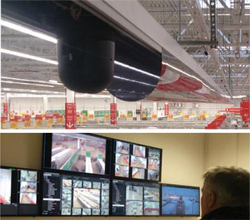 Raildome Auchan samara